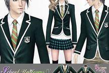 Iskolai egyenruha