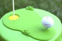 Golf Kuchen