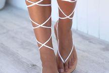 Обувь греческая