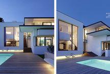 Projekty domów / Architektura