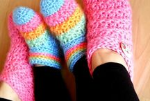 Socks and slippers