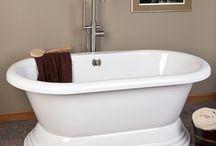 Splish-Splash in the Bath...room / by Stacey Gera