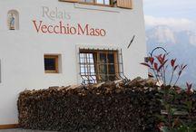 Charme hotel: Relais Vecchio Maso / Il Relais Vecchio Maso si propone come un'oasi di tranquillità dove trascorrere in modo sereno ed indisturbato le vostre vacanze in Trentino