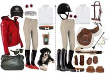 get in shape for horseriding