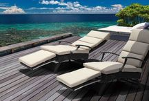Rattan Sun Loungers  UK / Offers wide variety of sun loungers in UK. Visit http://www.brooksrattangardenfurniture.co.uk/rattan-sun-loungers.html