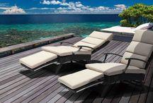 Rattan Sun Loungers  UK / Offers wide variety of sun loungers in UK. Visit http://www.brooksrattangardenfurniture.co.uk/rattan-sun-loungers.html