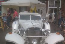 Old cars / Old model cars