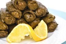 Ελληνικά Φαγητά/Greek food