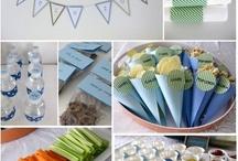 Boy Birthday Party Ideas / by Beth Wolfe