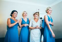 Beautiful Bridesmaids / Bridesmaid Inspiration and ideas for dresses, shoes, accessories and styling