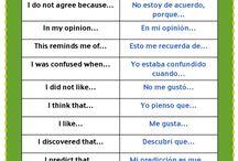 English / Tips aprendizaje idioma inglés.