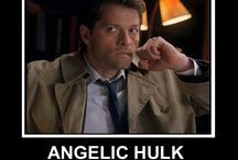Castiel - you could say I'm obsessed