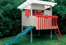 Playhouses & Outdoor Play