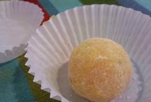 Yemas de Santa Teresa / Yemas de Santa teresa y las mejores recetas de postres en: http://www.golosolandia.blogspot.com