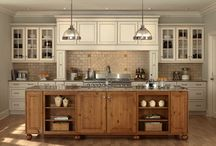 kitchen redo inspiration / by Dominique Broomfield
