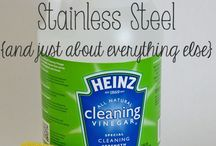 Cleaning tips / by Jean DiGrazia