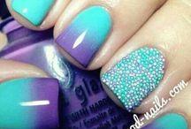 Fashion ~ Makeup ~ Nail Trends