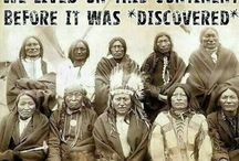 American Indians . /  A people with the right beliefs in life