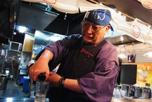 Master's Profile / You will find profile of Ramen shop masters.