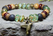 Hummingbird-: Bracelets