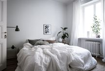 Homes | Minimal Luxe bedrooms