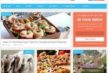 WordPress / All About WordPress Blogging