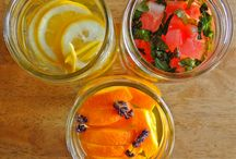 Infusi / Ricette