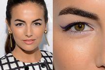 Hooded eyes makeup / by Tiffany Larkin