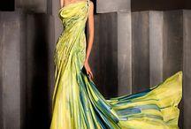 Häftig klänning Women's fashion