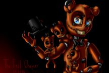 Five Nights At Freddy's / Creepy Cool