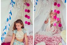 Boho kiddos / Bohemian style photos