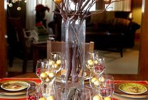 Tables & centerpieces / by Sara