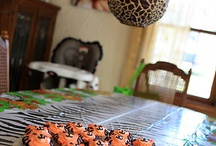 Baby's Tiger Party / by Ashe Mignone