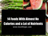 calories nutrition
