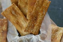Crackers, Crisps and Flatbreads