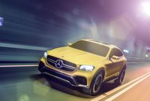 Mercedes-Benz GLC / by Mercedes-Benz USA