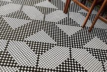 pisos de mosaicos