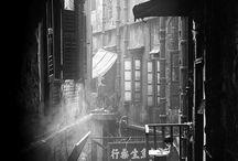 世界 街並み 時代