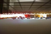 Evenements / Mise en lumière événementielle Atelier H. Audibert Lighting design  http://atelierherveaudibert.com/