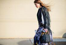 Street Style Fashion Week Feb•2015