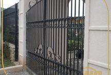 Portões De Ferro