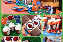Celebrate good times - - Game Day Party / by Sara ColelLa