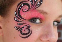 Makeup arabesque