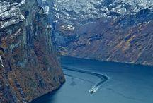Scandinavia / Denmark, Norway, Sweden