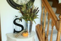 Entryway / by Christe Clingan Hargrove