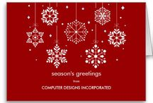 Christmas cards (corp) / 2013 JLL holiday card inspiration