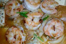 Oyster and Pork Kimchi Hot Pot