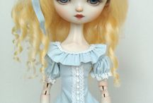 beautiful dolls / Some of my favourite dolls from around the world scupted by amazing and talented artists and friends!