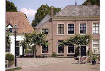 Houses I love / Huizen die ik mooi vind om in te wonen, als het schip met geld is aangekomen ;-)