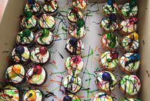 Marko paintball party